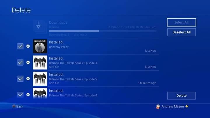 PS4'ün 5.50 sistem güncellemesi ile gelecek yenilikler belli oldu