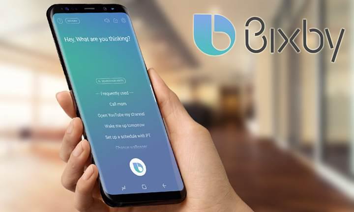 Samsung Galaxy S9'un ilk kurulum ve ayarlarını Bixby yapabilir