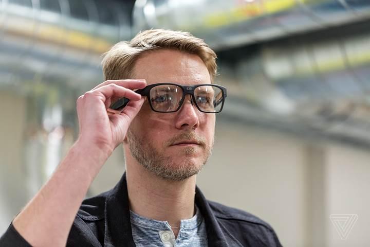 Intel'in akıllı gözlüğü gerçeğinden farksız