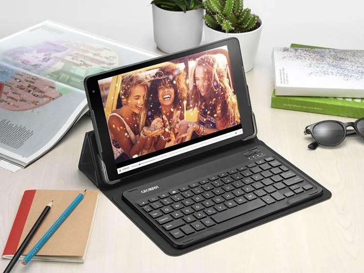 Alcatel A3 10 WiFi tablet raflarda