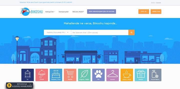 Bitcoin ile alışveriş yapabileceğiniz e-ticaret platformu: Bikoshu