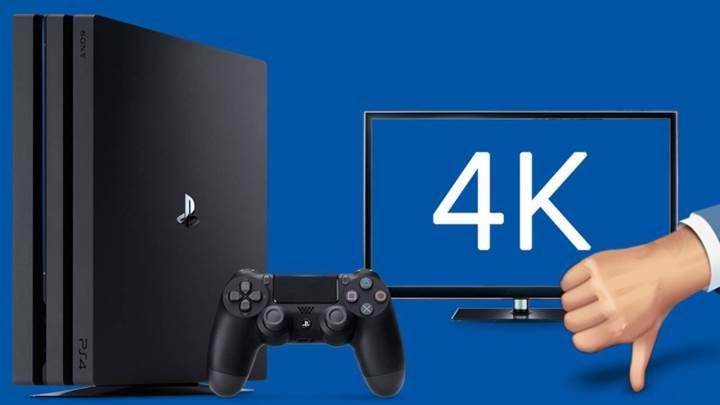 Yeni PS4 Pro güncellemesi ile oyunlar eski TV'lerde daha net görünecek