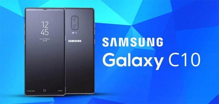 Snapdragon 660 ve 6 GB RAM'li Samsung Galaxy C10 Plus, AnTuTu'da göründü