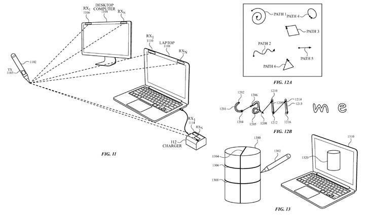 Apple Pencil zengin gerçeklik özellikleri ile donatılıyor