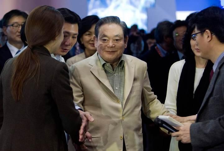 Bu kez Samsung yönetim kurulu başkanı polisin hedefinde