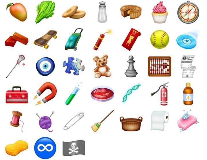 iOS ve Android'in yeni emojileri belli oldu: Nazar boncuğu geliyor