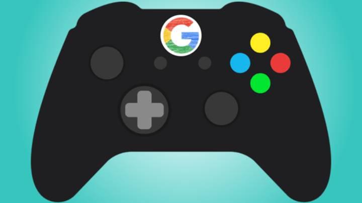 Google bir oyun akışı hizmeti ve oyun konsolu üzerinde çalışıyor