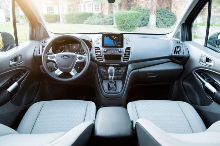 2019 Ford Transit Connect 7 kişilik versiyonuyla tanıtıldı