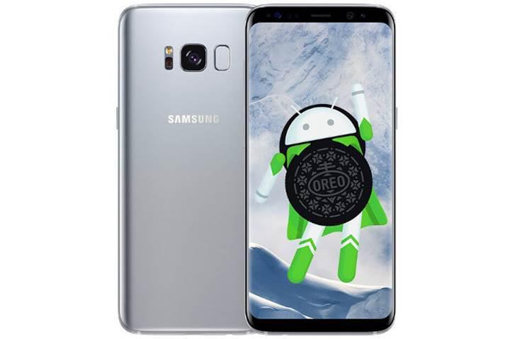 Samsung Galaxy S8 serisi için Android 8.0 Oreo güncellemesinin dağıtımına başlandı!