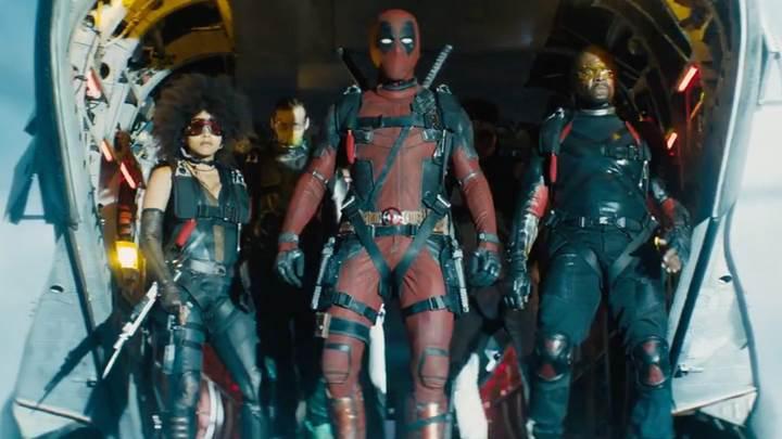 Deadpool 2'nin ilk fragmanı yayınlandı