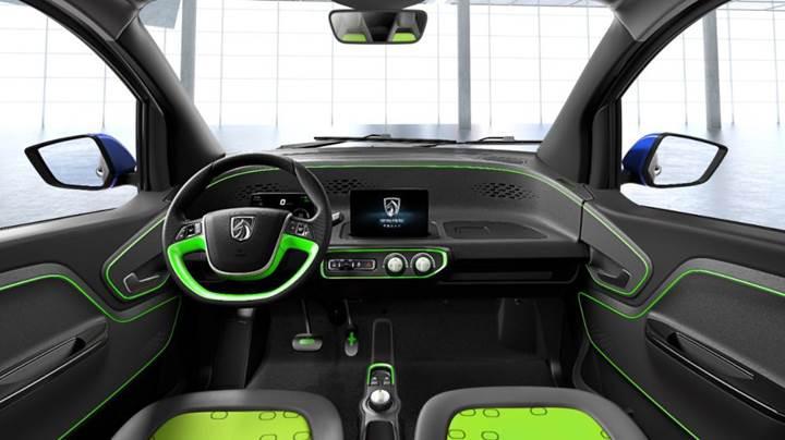 Çin'de satılan bu elektrikli araç yalnızca $5,600