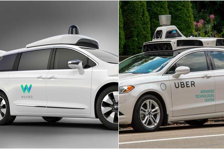 Uber-Waymo davasında sona gelindi