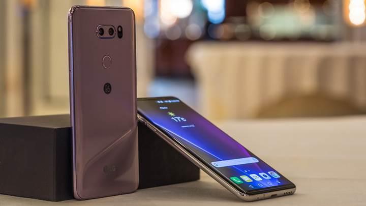 LG V30s geliyor: İşte detaylar