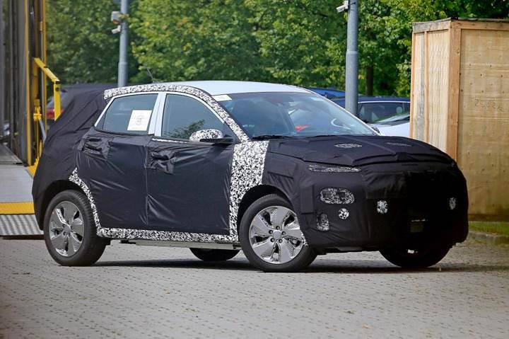 Elektrikli Hyundai Kona'nın ilk teaser'i yayınlandı