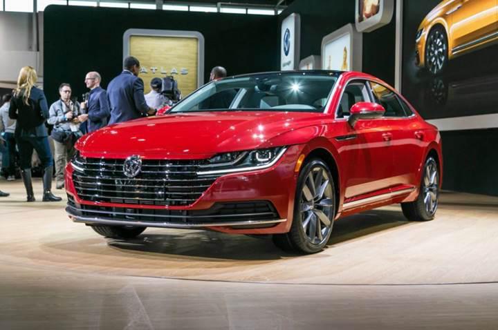 2019 Volkswagen Arteon Amerika yollarına çıkıyor
