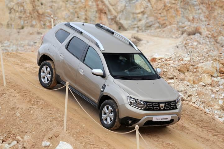 2018 Dacia Duster'ın tüm donanım ve fiyatları açıklandı