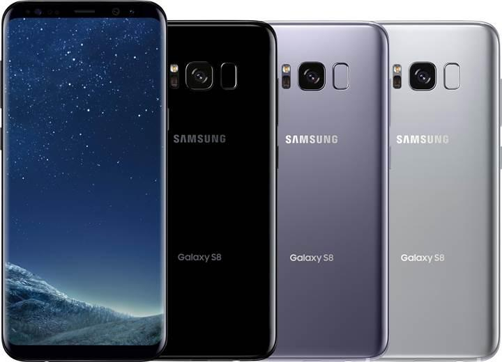 Samsung Galaxy S8 ve S8 Plus için Oreo güncellemesi Türkiye'de yayınlandı