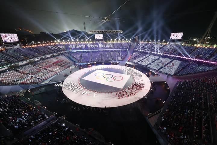 Kış olimpiyat oyunları açılışında siber saldırı girişimi