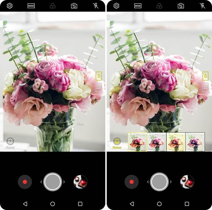 LG, V30s modeli için Vision AI kamera özelliklerini duyurdu