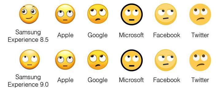 Samsung yeni Experience arayüzü ile emojileri yeniledi