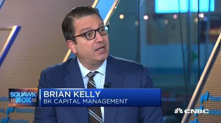 CNBC'nin finans uzmanı Brian Kelly: ''Servetimin yüzde 90'ını kripto paraya yatırdım''