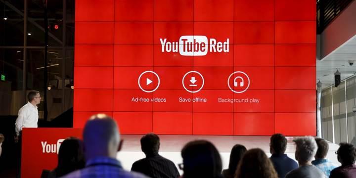 YouTube Red, 100'den fazla ülkeyi kapsayacak şekilde genişliyor