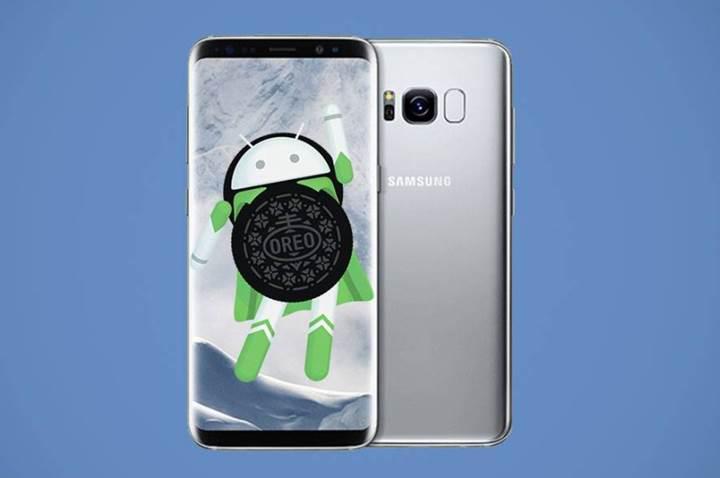 Samsung, Galaxy S8 için Android Oreo güncellemesini durdurdu