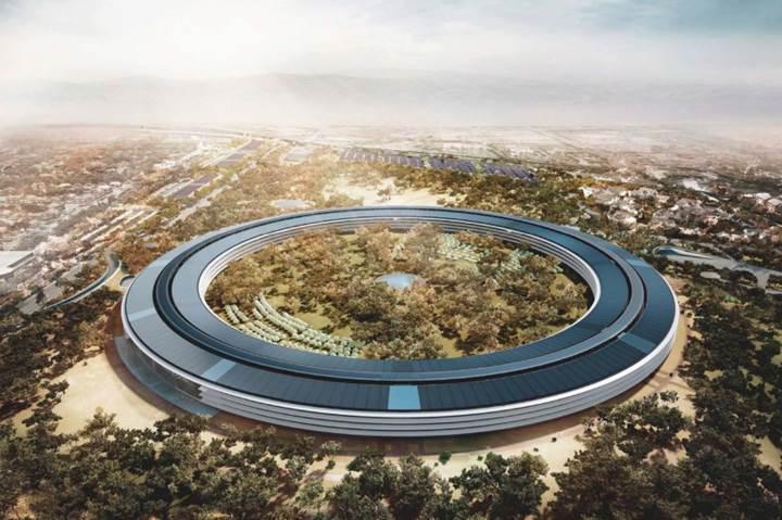 Tim Cook şirket sırrı diyerek hissedarların Apple Park'ı gezmesine izin vermedi
