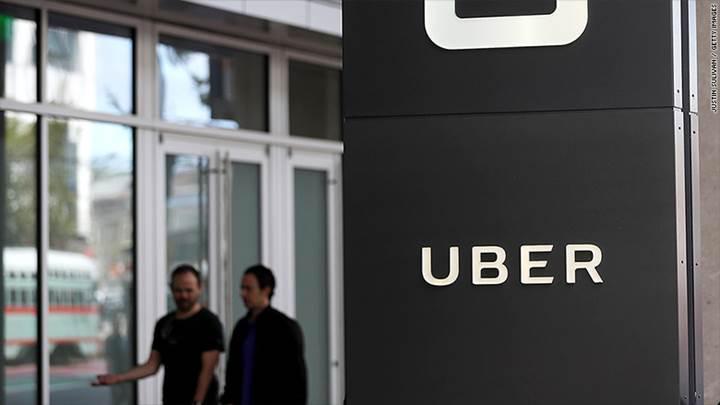 Uber 2017'de 4.5 milyar dolar zarar etti