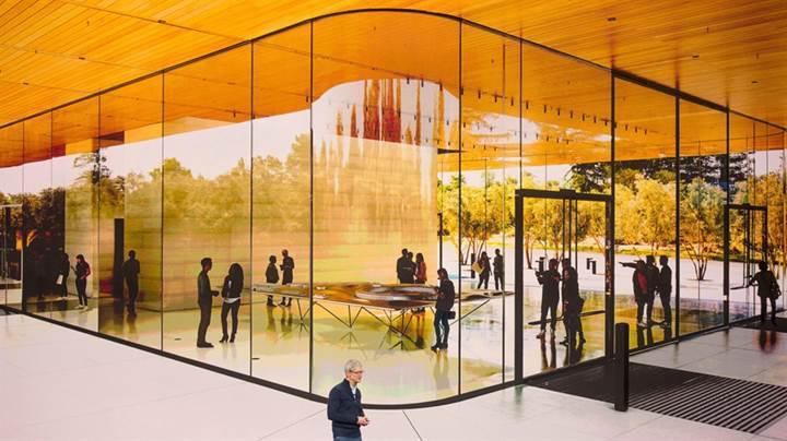 Apple çalışanları yeni merkezin cam duvarlarına çarparak yaralanıyor