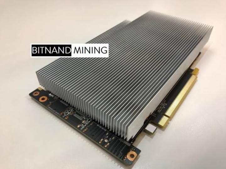 Madenciler için enerji verimliliği odaklı GTX 1060 muadili ekran kartı