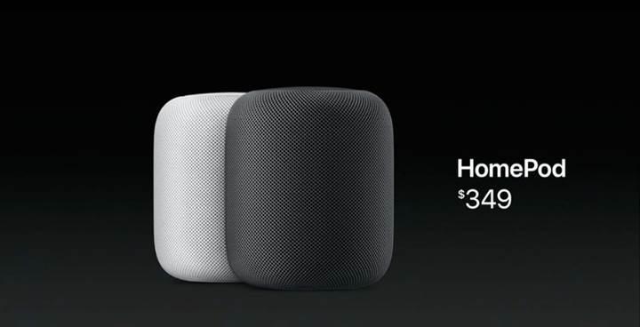 HomePod'un Apple'a maliyeti 216 dolar
