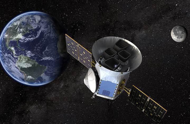 NASA'nın yeni gezegen avcısı