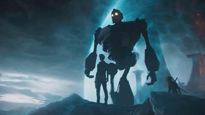 Spielberg filmi Ready Player One'ın yeni fragmanı yayınlandı