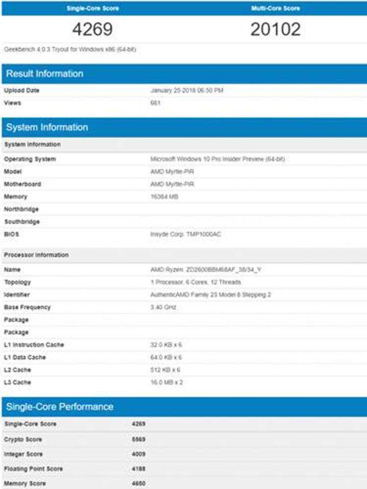 AMD Ryzen 2 serisi yüzde 30'a varan performans artışı ile geliyor