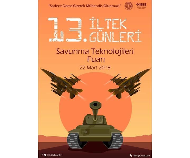 """Teknolojinin enleri """"İLTEK Günleri"""" ile Yıldız Teknik Üniversitesinde"""