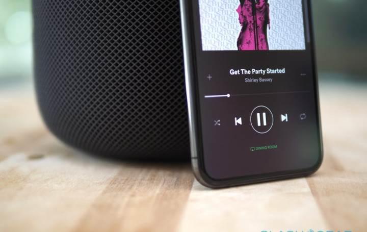 Spotify'ın ilk fiziksel ürünü akıllı hoparlör olabilir