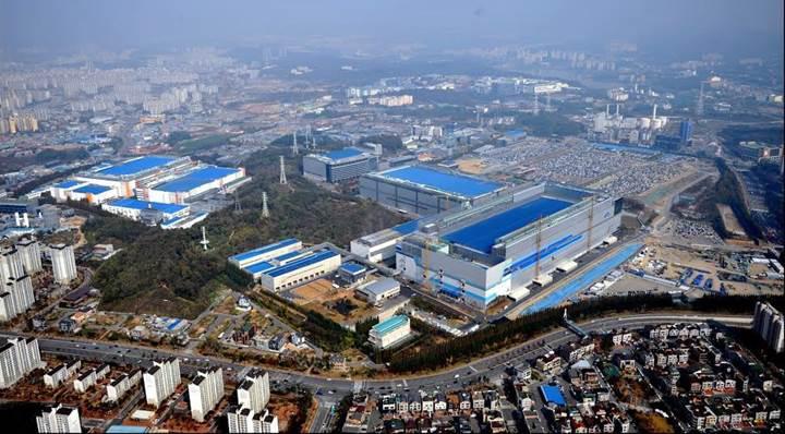 Samsung, TSMC'yi yakalamak için yeni 7nm döküm tesisi kuruyor