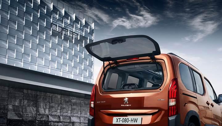 Yeni Peugeot Rifter, Tepee modelinin mirasçısı olarak tanıtıldı