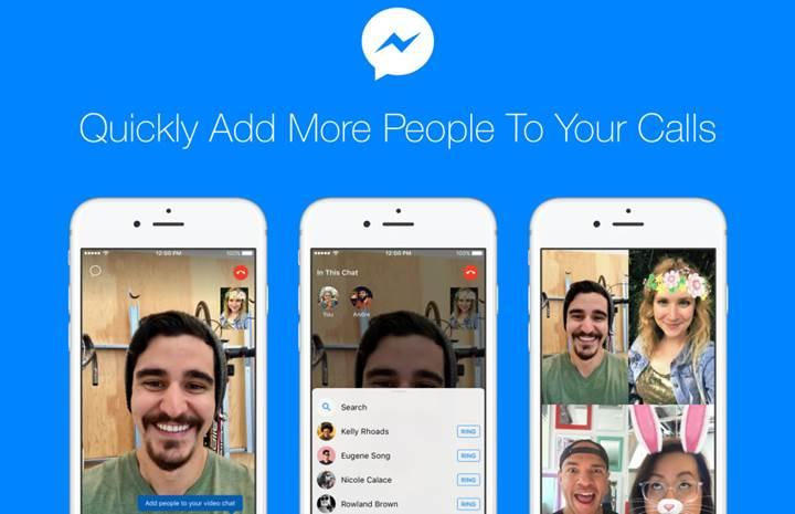 Facebook Messenger video görüşmelerine büyük bir yenilik geliyor