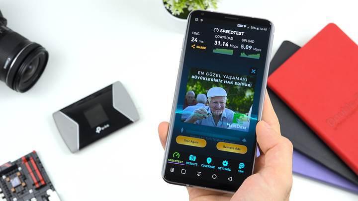 TP-Link M7650 LTE Mobil Wi-Fi incelemesi