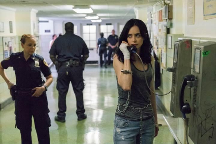 Jessica Jones'un 2. sezonundan yeni fragman yayınlandı