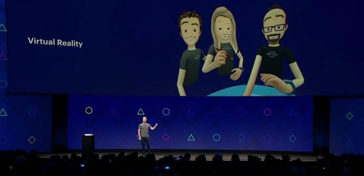 Facebook, F8 konferansında AR/VR konusunda önemli haberler verecek