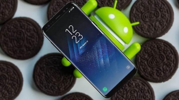 Galaxy S8 Oreo güncellemesi kısa bir sürenin ardından tekrar yayında