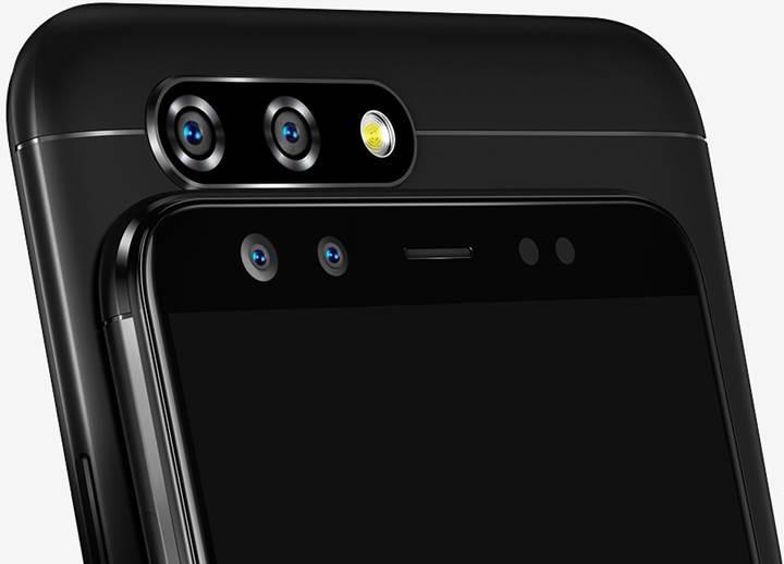 Dört kameralı bütçe dostu amiral gemisi Blu Vivo X satışa sunuldu