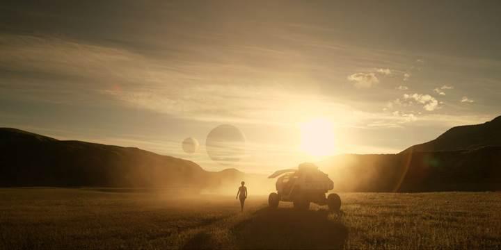 Netflix'in yeni bilim-kurgu dizisi Lost in Space'ten ilk fragman