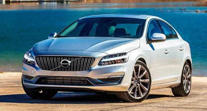 2019 Volvo S60 sedan bu yaz tanıtılacak