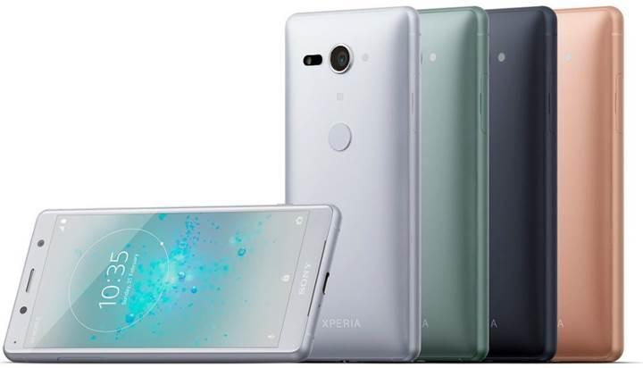 Sony Xperia XZ2 ve XZ2 Compact'ın basın görselleri sızdırıldı