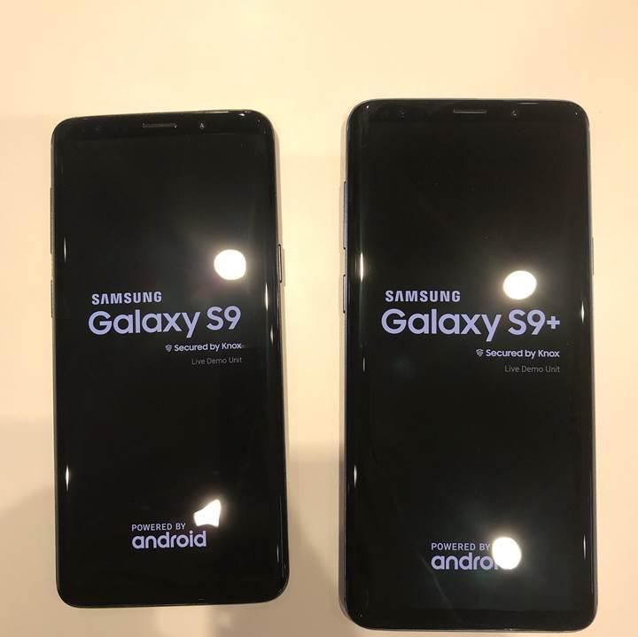Yarın tanıtılacak Samsung Galaxy S9 ve S9+'ın en yeni görüntüleri ortaya çıktı