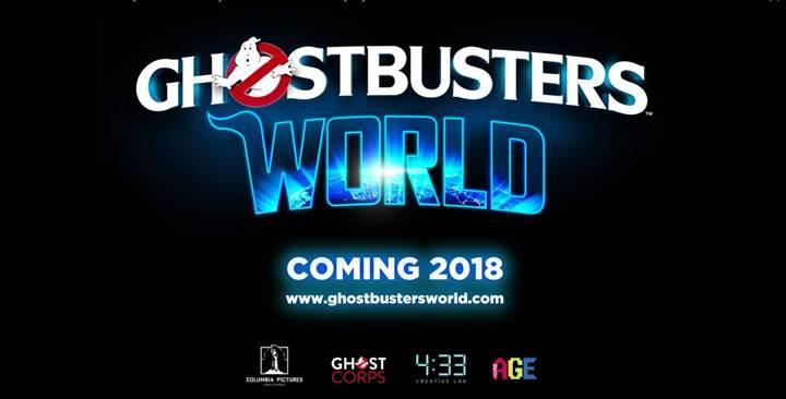 Pokémon Go benzeri bir oyun geliyor: Ghostbusters World